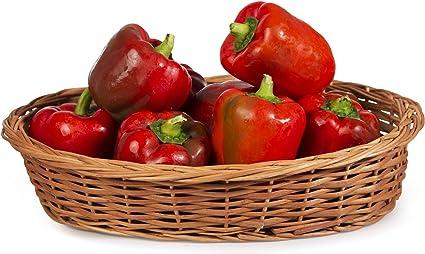 Fresh Capsicum, Red, 250g Pack