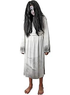 Car&Gus Disfraz de Niña Exorcista para Mujer: Amazon.es: Juguetes ...