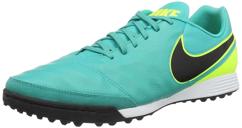 huge discount fd132 89c31 Amazon.com Nike Tiempox Genio II Leather TF Mens Turf Soccer Shoes  Sports  Outdoors