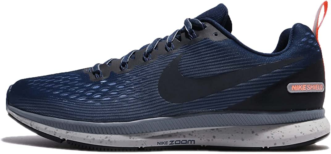 A la meditación ocio carro  Amazon.co.jp: New Nike Women's Air Zoom Pegasus 34 Shield Men's Running  Shoes Nike Air Zoom Pegasus 34 Shield 907327 – 400 [parallel import goods]  : Shoes & Bags