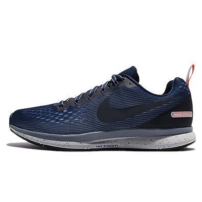 Nike »Air Zoom Pegasus 34« Laufschuh, weiß, weiß-hellblau