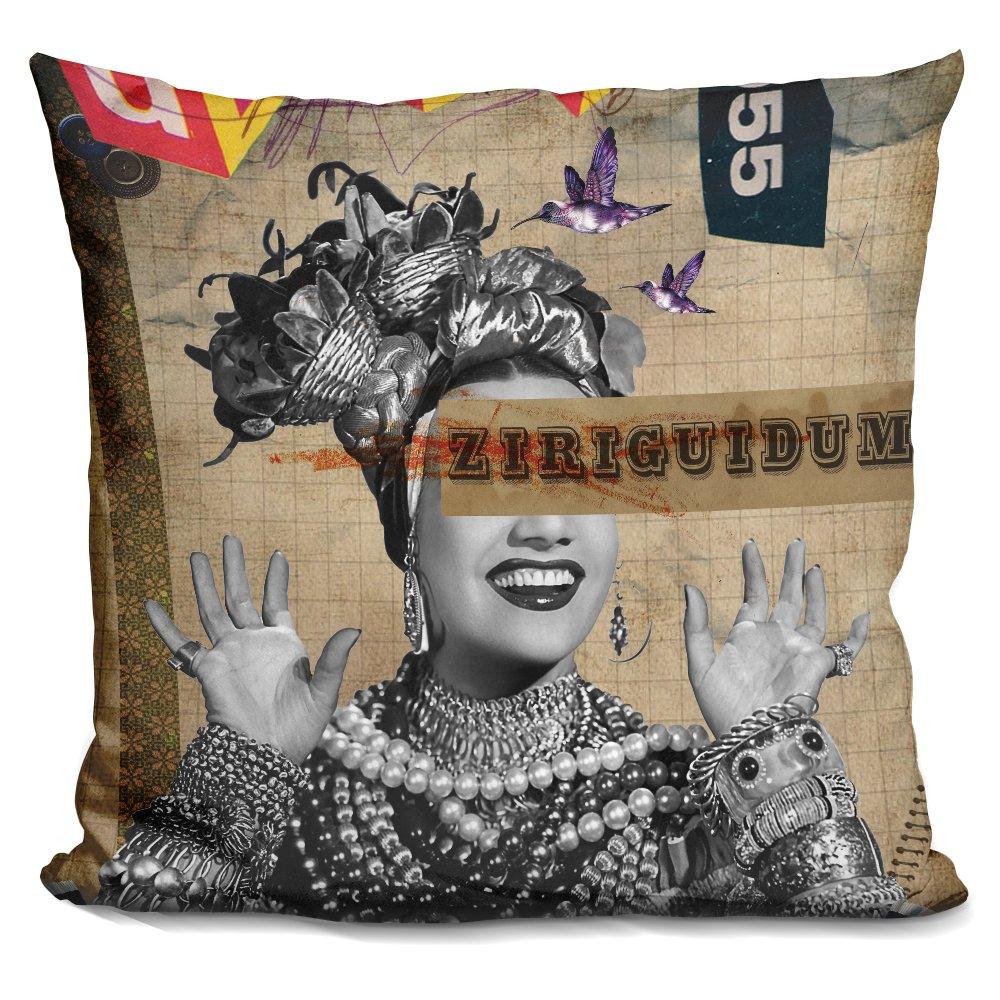 LiLiPi Carmen Decorative Accent Throw Pillow