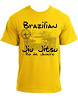 Jiu Jitsu brésilien Rio de Janeiro T-shirt Jiu Corcovado