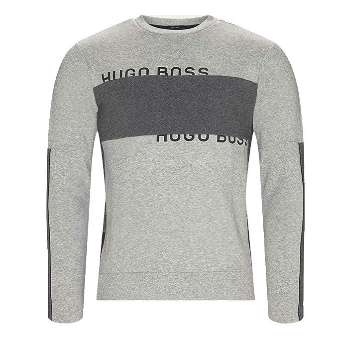 Amazon.com: Hugo Boss Salbo 2 - Sudadera, S: Clothing
