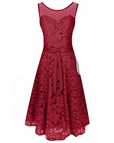 Levory J Women's Elegant Flora...