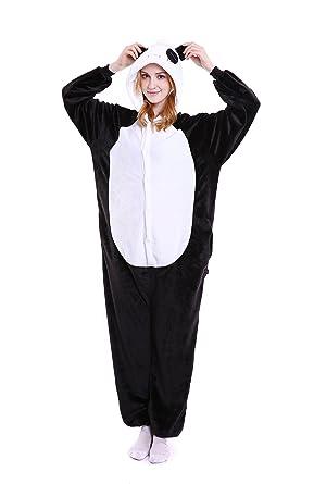 9b1864e90 Amazon.com  Grilong Unisex Adult Animals Pajamas Onesie Cosplay ...