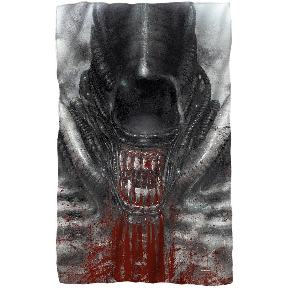 Alien – Blood Droolフリース毛布に35 x 57 B00PFQW3EK