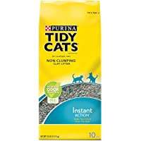 Clay Cat Litter 10lb Bag, Ultimate Cat Litter Disposal System (10LBS(4.54KG))