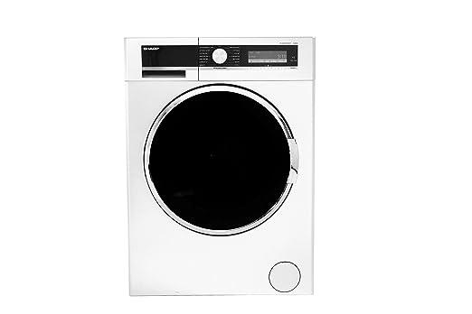 Sharp es gdd9144w0 de waschtrockner 1400 upm 9 kg waschen und 6