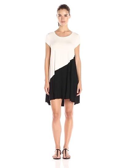 44de8470d53 Karen Kane Women s Colorblock Maggie Trapeze Dress