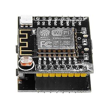 ESP8266 Serial WIFI Witty Cloud Development Board ESP-12F MINI Nodemcu CH340G