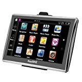 Amazon Price History for:EasySMX 84H-3 GPS Navigator 7 Inch TFT LCD Touch Screen Preloaded Maps Music/Movie Player Multi-language Compatible with Window XP