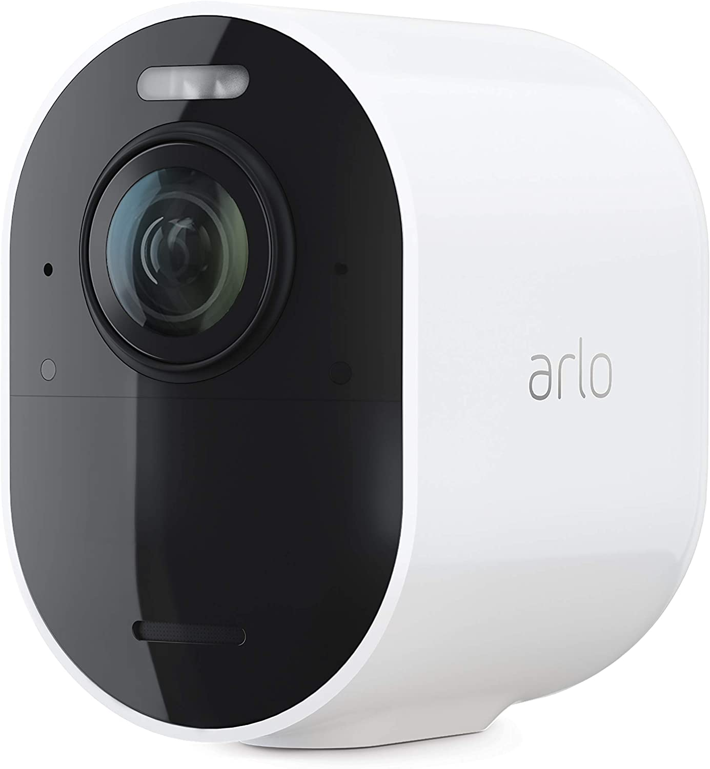 Arlo Ultra 2 Spotlight Camera, Wire-Free, 4K Video & HDR, Color Night Vision, 6-Month Battery Life
