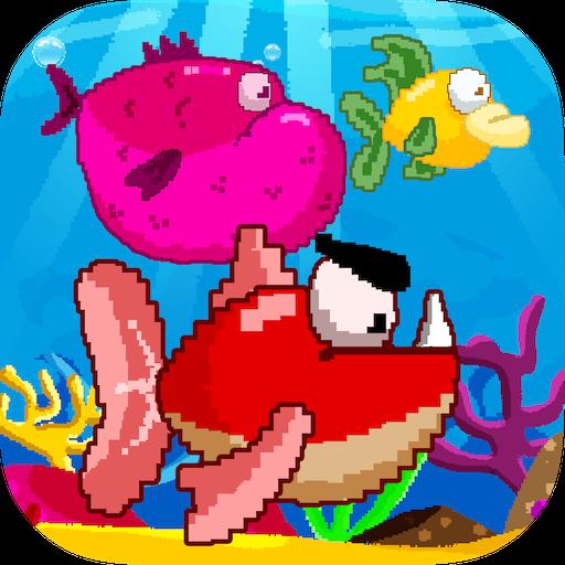 Electro Sea - a Pixel Ocean Adventure