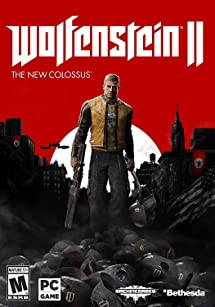 Amazon com: Wolfenstein II: The New Colossus - PC [video game