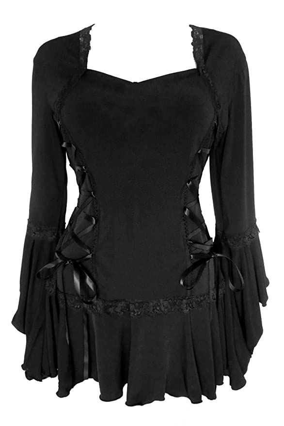 Steampunk Plus Size Clothing Dare To Wear  Plus Size Bolero Corset Top $69.99 AT vintagedancer.com