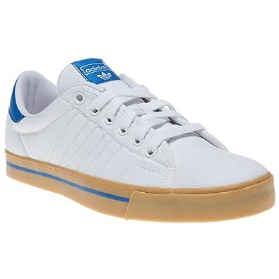 Originals Uk 13 Weiss Adicourt Herren Adidas As 6 Sneaker Gr39 0On8wXNPk