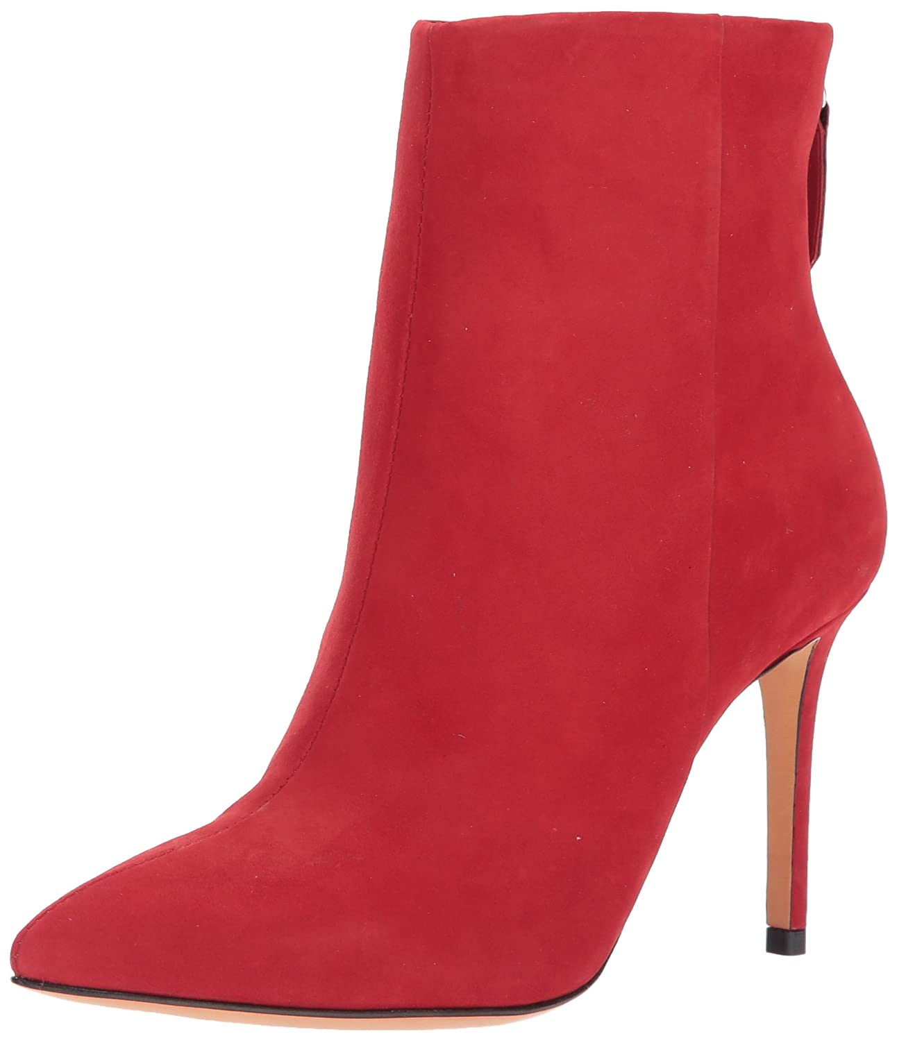 SCHUTZ Women's Ginny Fashion Boot B0725FZYRV 9 B(M) US|Scarlet