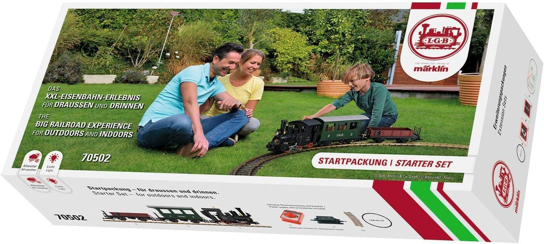 LGB- Modelo de ferrocarril Spur G (Gebr.Märklin & CIE.GmbH 70502)