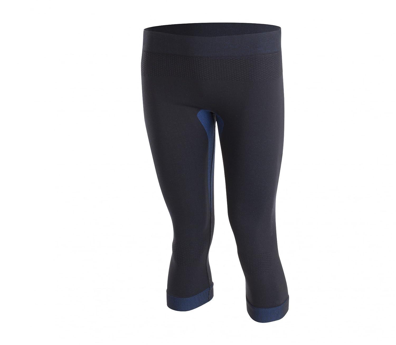 Lenz 3/4 Pants Men 3.0 Funktionsbekleidung, Black/Cobalt