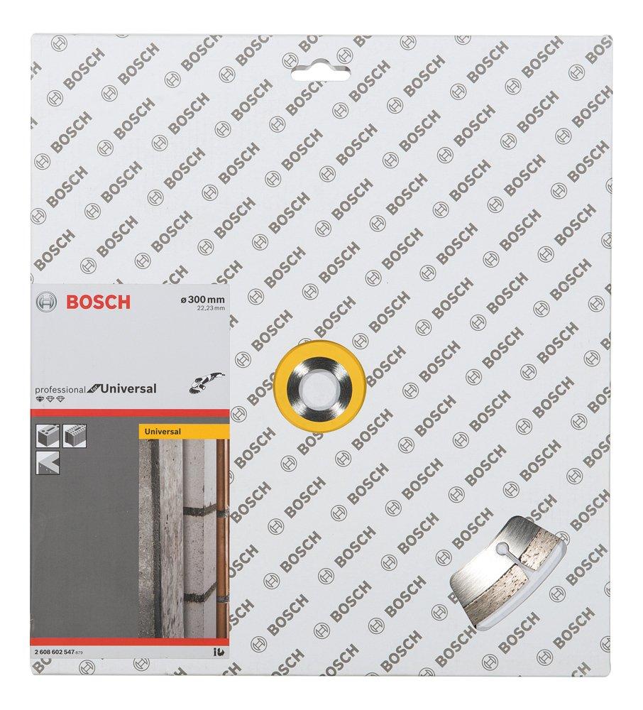 Bosch 2608602547 Disque /à tron/çonner diamant/é standard for universal 300 x 22,23 x 3,1 x 10 mm