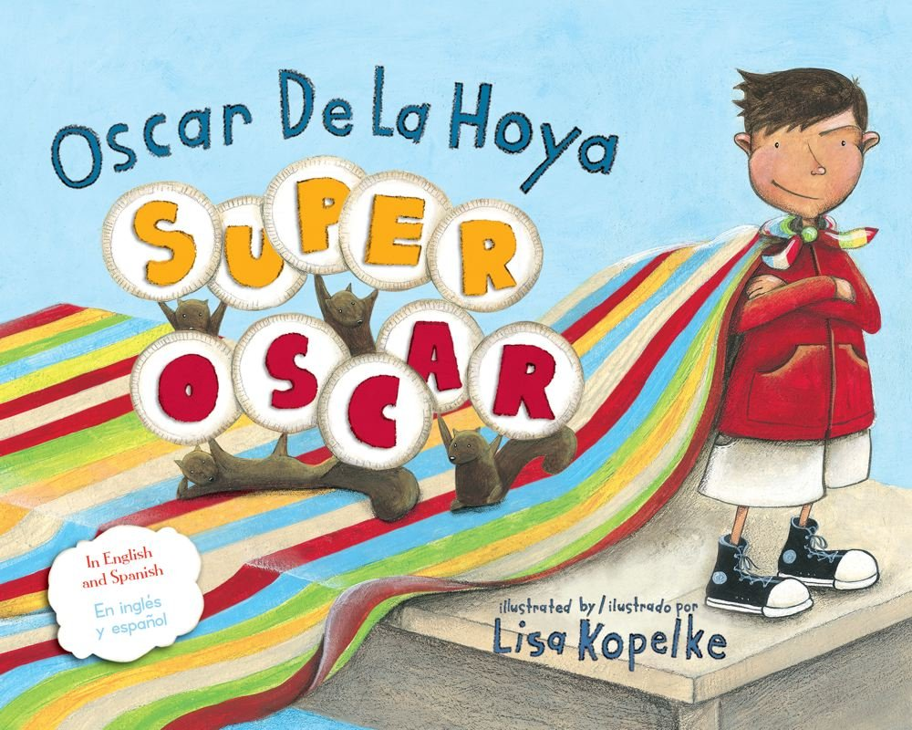 Super Oscar (Spanish and English Edition) ebook