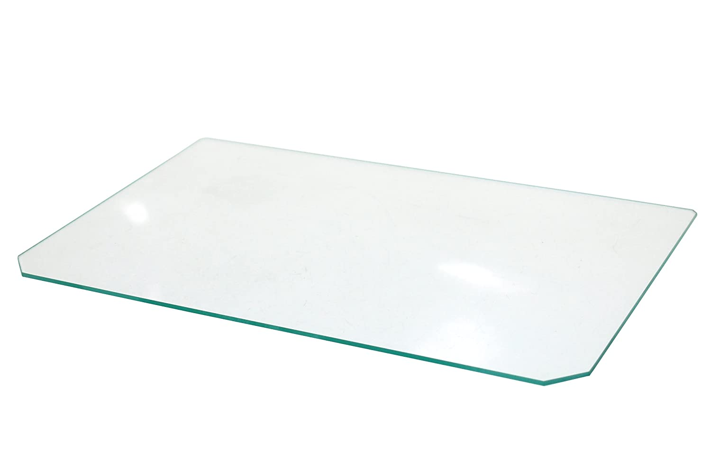 Ariston Hotpoint Indesit Scholtes Fridge Freezer Glass Bottom Fridge Shelf. Genuine Part Number C00144426