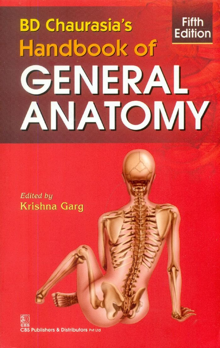 Buy Handbook Of General Anatomy Book Online At Low Prices In India