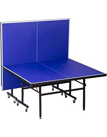 dfcc7e9b3 FDW Premium Table Tennis Table and Ping Pong Table with Net Set