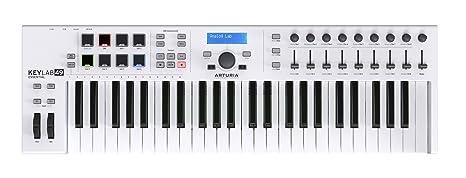 Arturia KeyLab 49 Black Edition Keyboard Controller Driver FREE