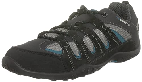 Karrimor Bodmin IV Weathertite, Men's Trekking and Hiking Shoes- Gris (black Sea (blc)) -39 EU