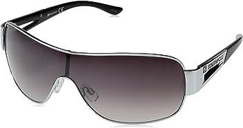 f12c90c45e62 Southpole Men s 893SP SLVBK Aviator Sunglasses