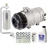 AC Compressor /& A//C Repair Kit For Ford Freestyle 2006 2007 BuyAutoParts 60-81455RK NEW