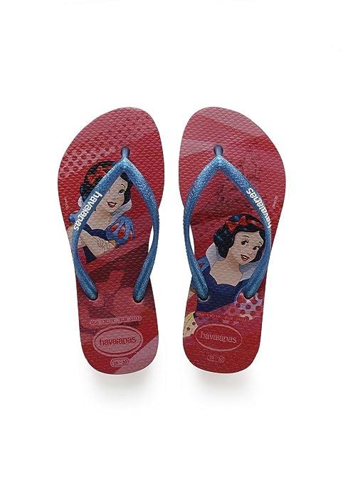 Havaianas Slim Princess, Chanclas para Niñas: Amazon.es: Zapatos y complementos