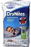 Huggies 4–7years Drynites Spiderman 30per confezione