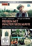 Reisen mit Walter Sedlmayr (Einmal … und zurück), Vol. 1 - Sechs Folgen der beliebten Serie (Pidax Serien-Klassiker) [2 DVDs]