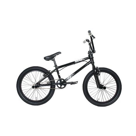 TITUS - Bicicleta BMX freestyle, color negro: Amazon.es: Deportes ...