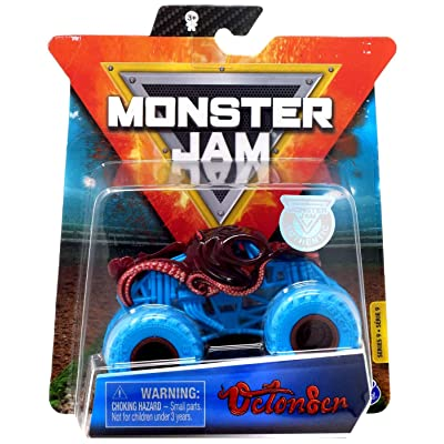 Monster Jam Diecast Truck Octon8er: Toys & Games