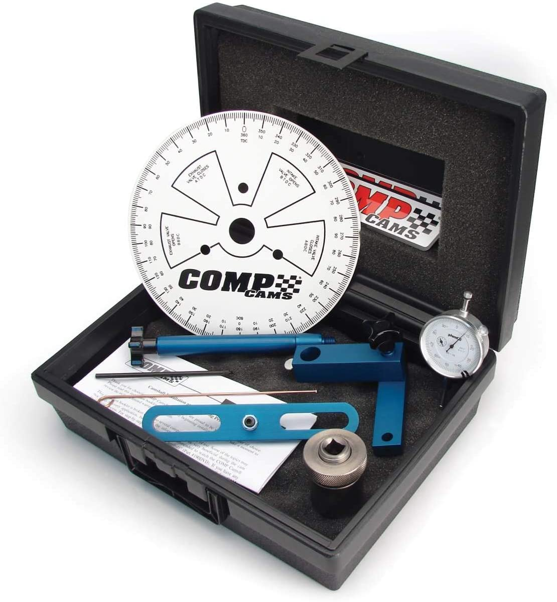 COMP Cams 4934 Camshaft Degree Kit for Small Block Chevrolet