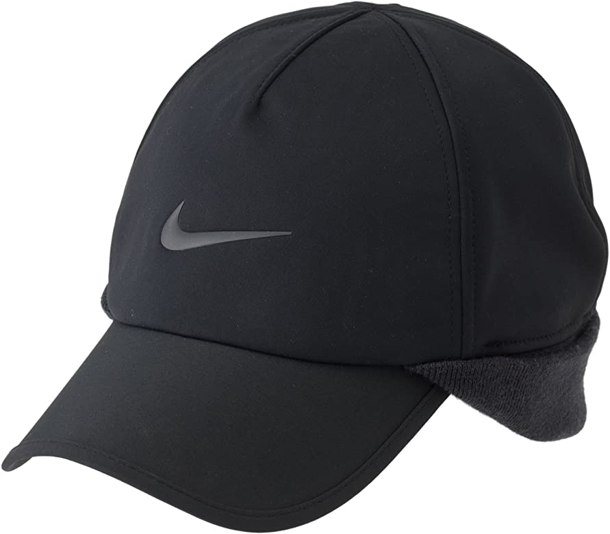 4c6a2880 Amazon.com : Nike protect Winter Cap : Golf Caps : Clothing
