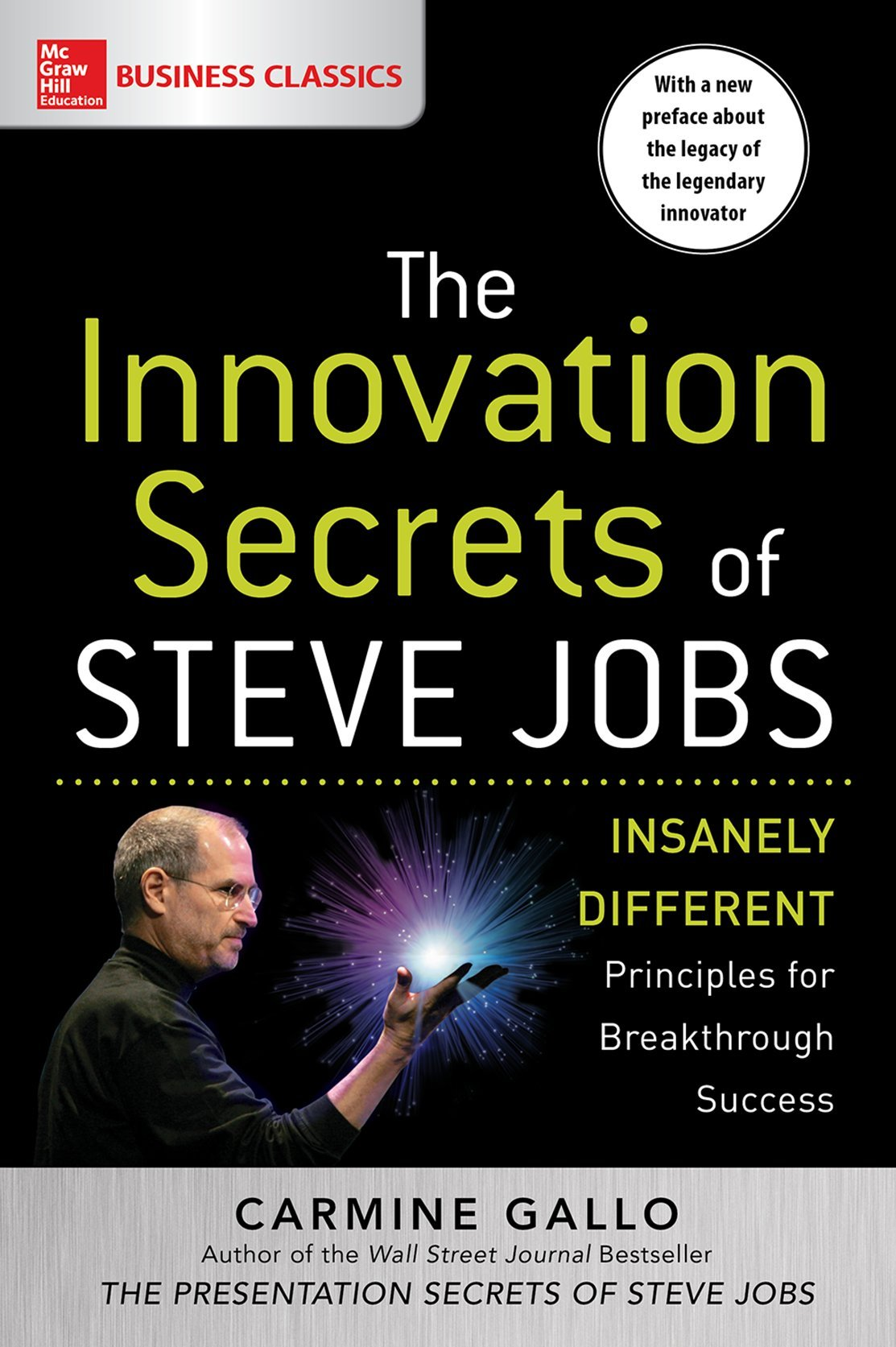Read Online The Innovation Secrets of Steve Jobs: Insanely Different Principles for Breakthrough Success pdf epub