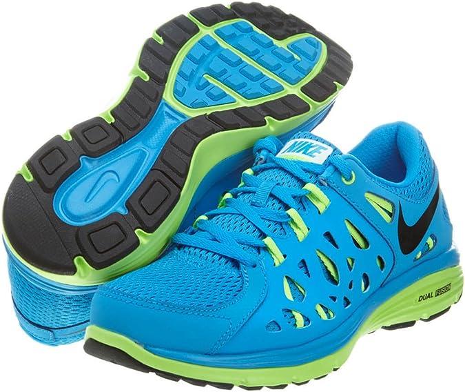 Nike Dual Fusion Run 2 - Zapatillas de Atletismo y Running para ...