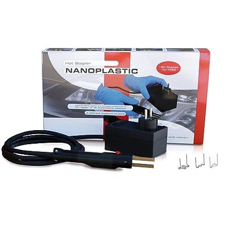 Equipo de reparación de plásticos Nanoplastic