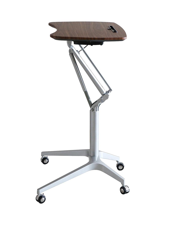 Ergoneer design élégant hauteur réglable ordinateur portable portable bureau | Table de travail pour ordinateur