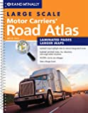 Rand McNally Large Scale Motor Carriers' Road Atlas with Laminated Pages
