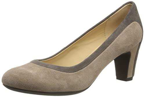 Geox Donna Mariele Mid Tacchi beige Size EU 38.5