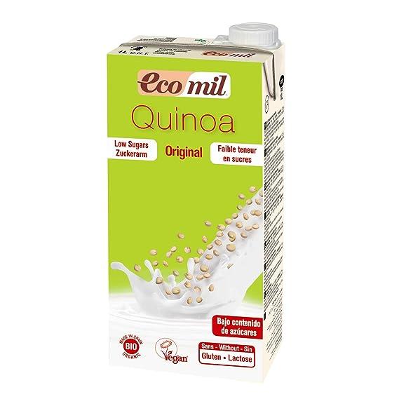 NUTRIOPS - LECHE QUINOA 1L. BIO ECOMILK