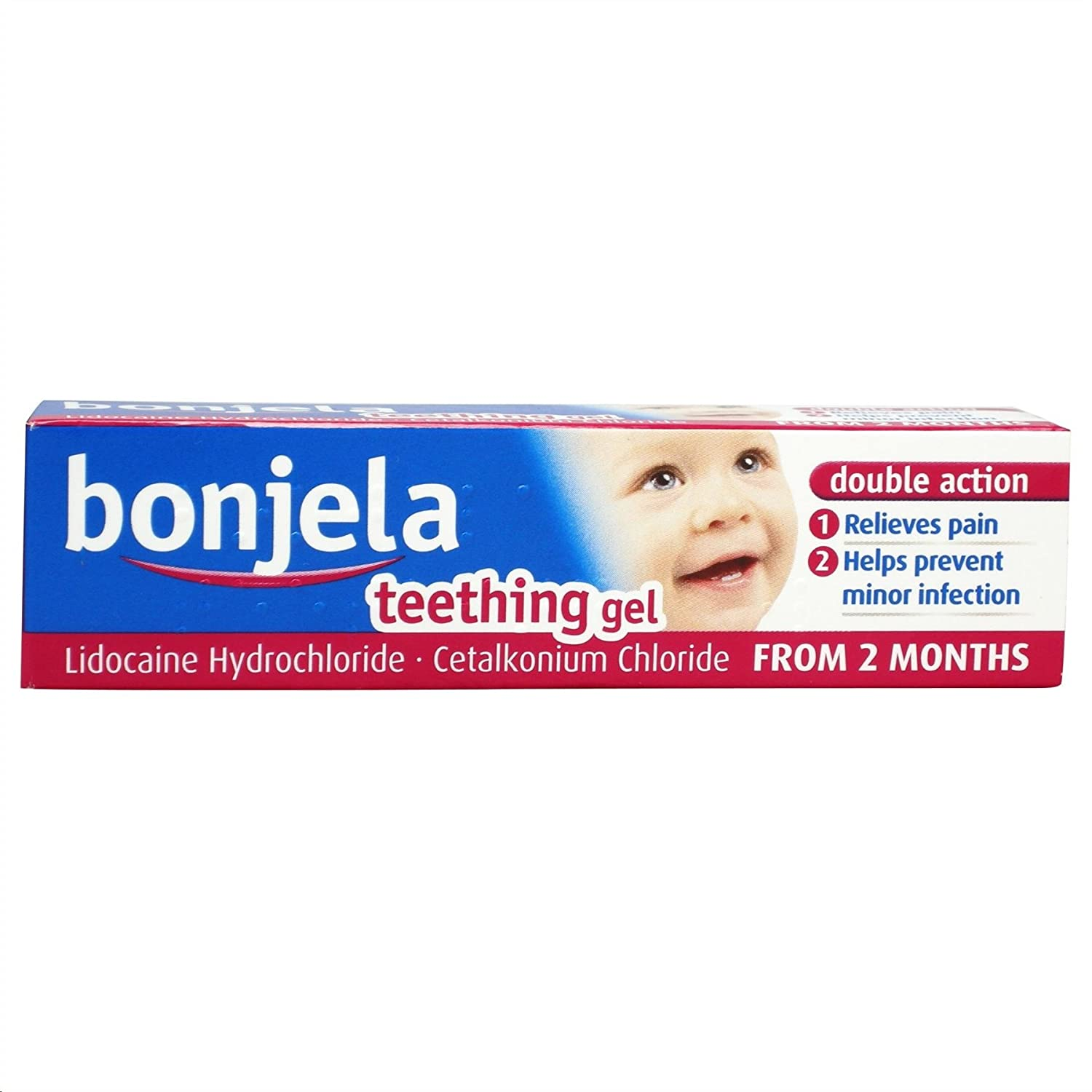 Bonjela Teething Gel 2+ Mths 15G