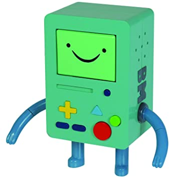 Amazon adventure time 5 action figure beemo toys games adventure time 5quot action figure beemo voltagebd Images