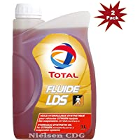 Aceite de suspensión hidráulica de la marca Total